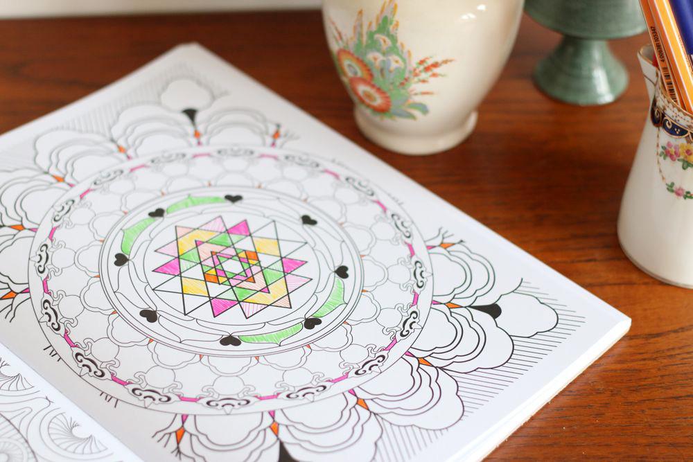 art therapy mandalas - Art Therapy Coloring Pages Mandala