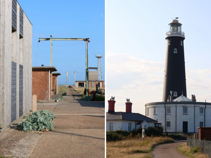 Dungeness Architecture