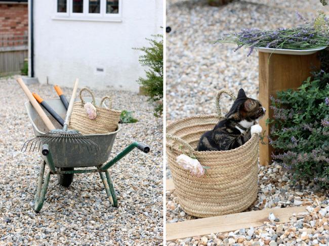 Beach style garden