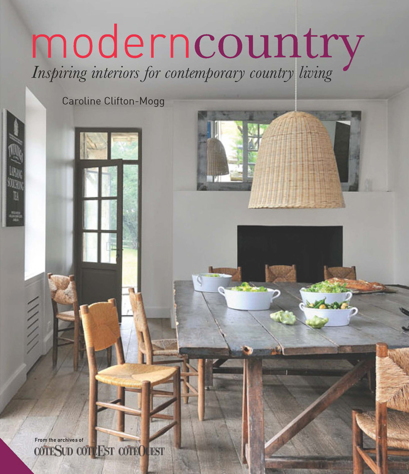 Modern Country Book Cover
