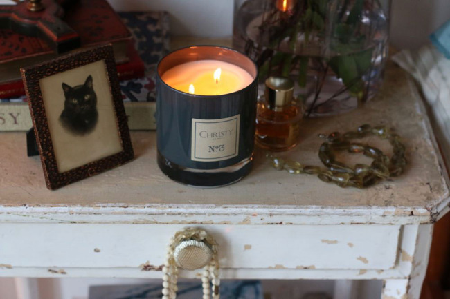 Christy Scented Candle
