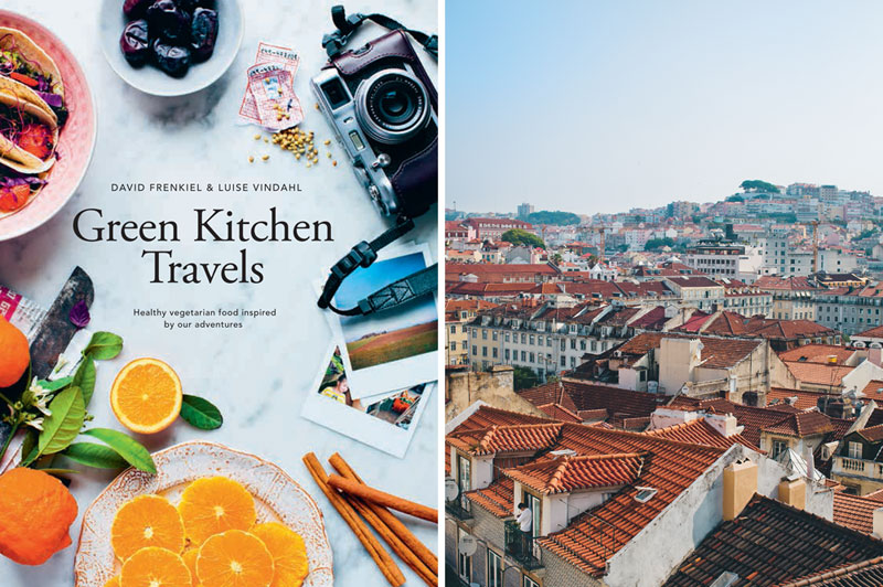GREEN KITCHEN TRAVELS - THE BLOG BOOK TOUR!
