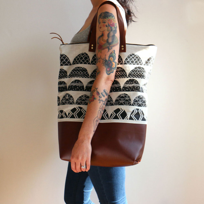 Amelie Mancini Shingles Bag
