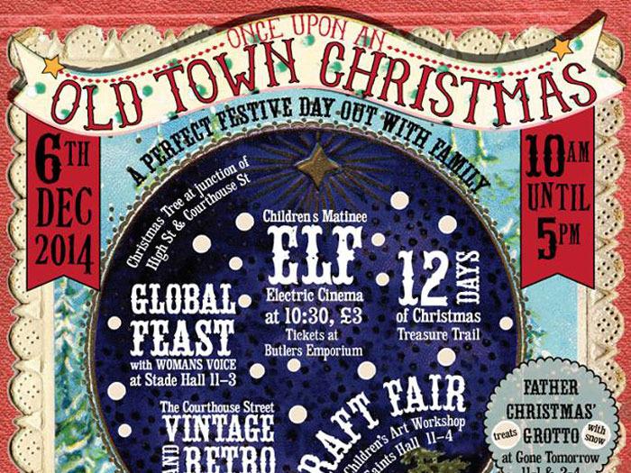 Christmas fair hastings 2014