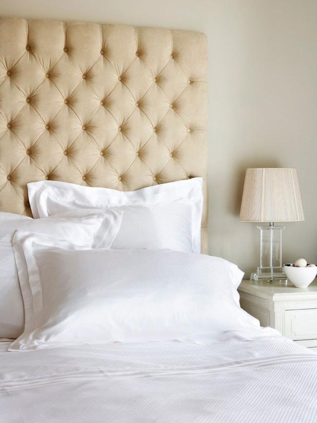 Eva silk bedding by Gingerlily