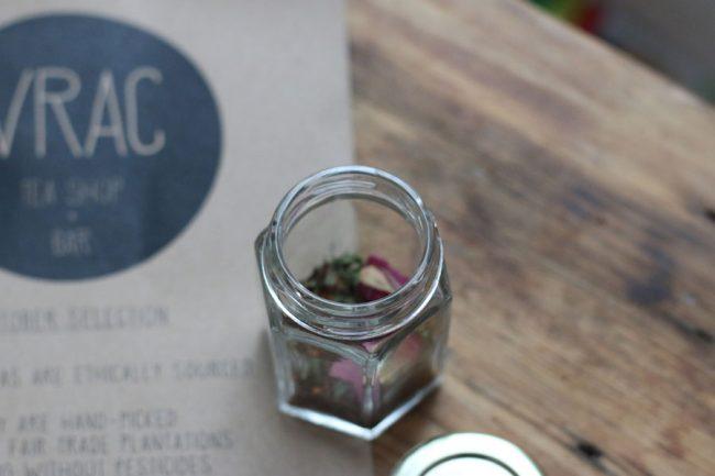 Vrac tea shop Lewes East Sussex