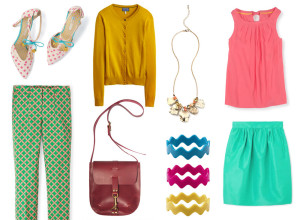 spring wardrobe must haves