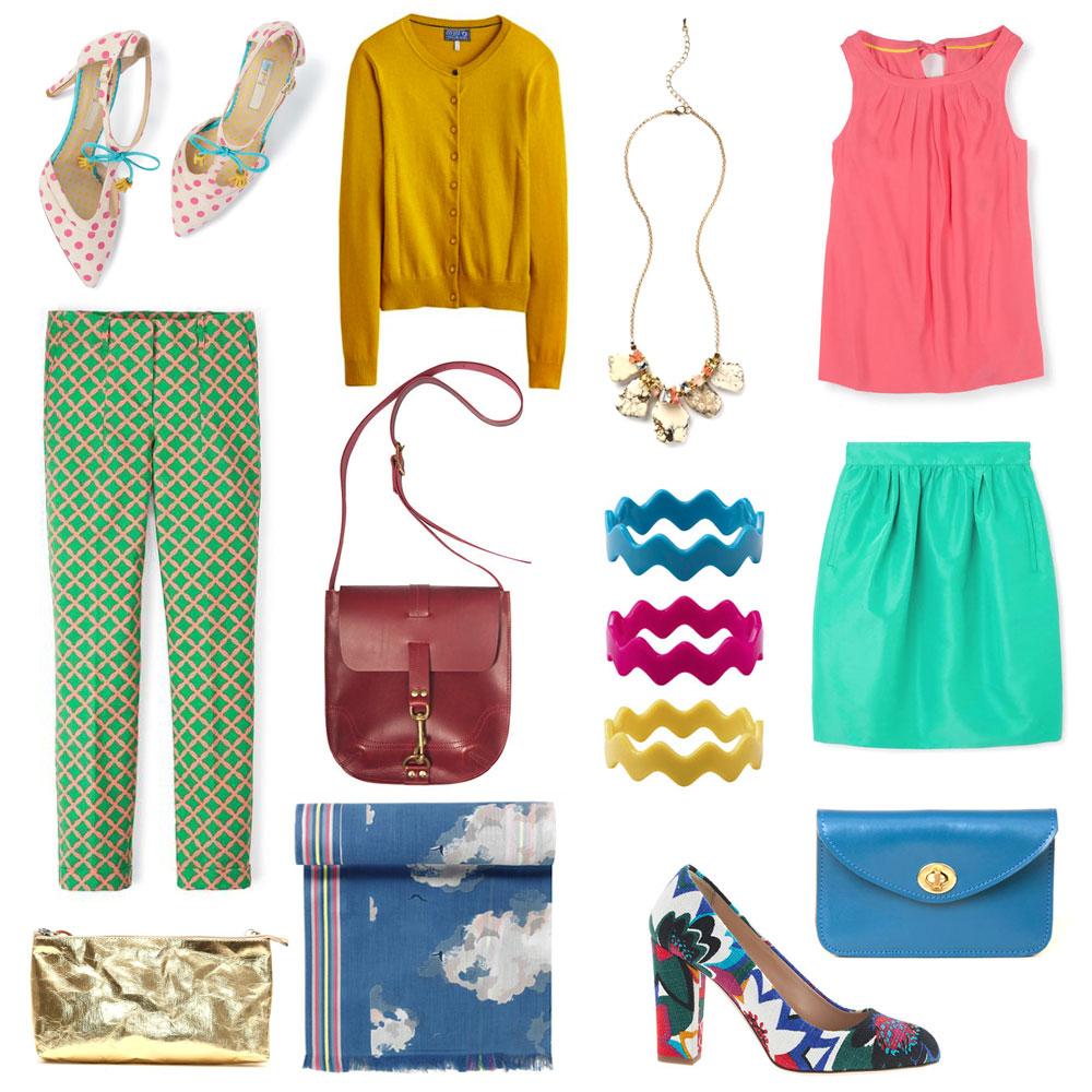 spring wardrobe must haves
