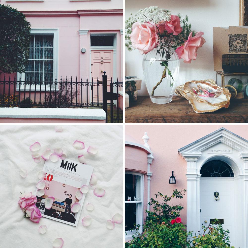 Instagram Palette Pink