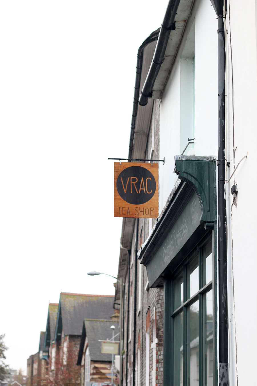 Vrac tea shop lewes east sussex