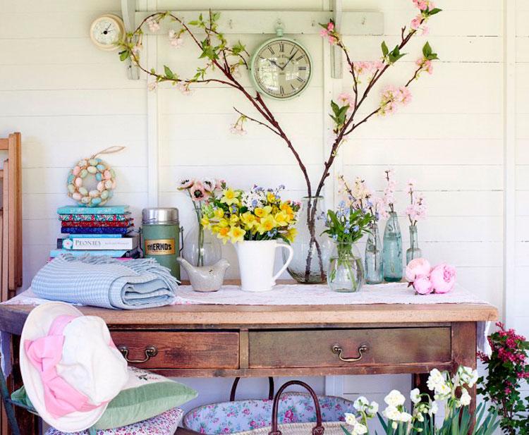 Spring Interiors