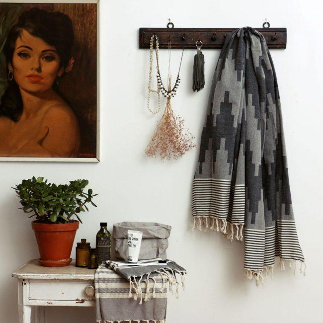 Beautiful bathroom accessories