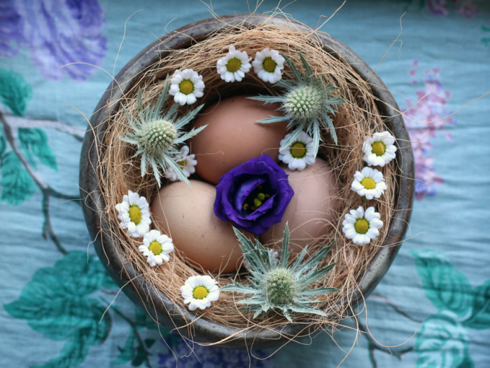 Easter table decor ideas