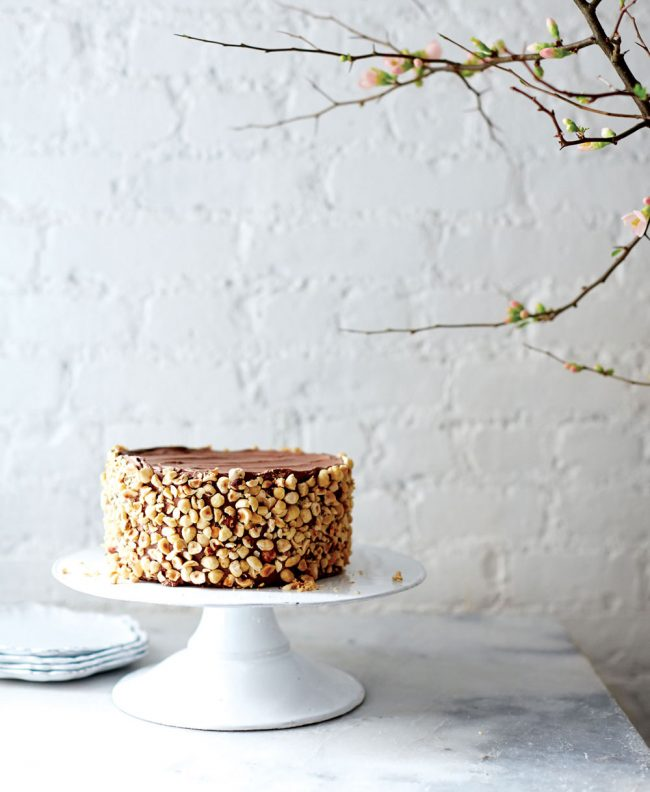 Amy Chaplin Cake