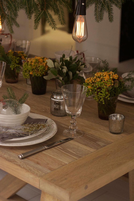 Festive dining inspiration