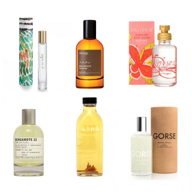 6 cruelty free Summer fragrances