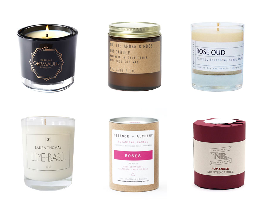 6 of the best scented candles lobster and swan for Best smelling home fragrances