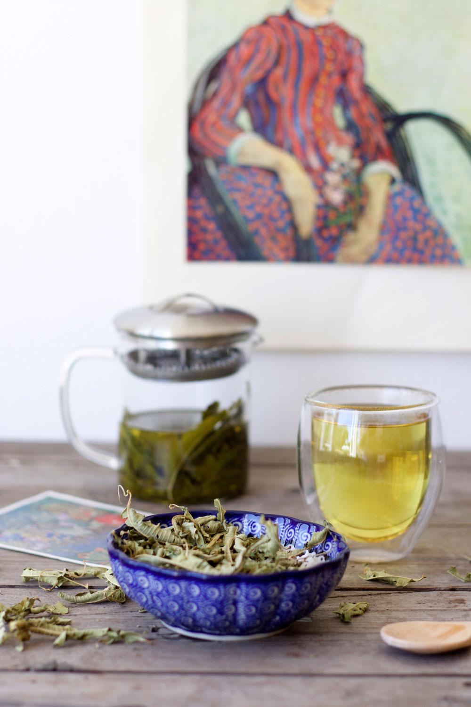 Detox happy tea