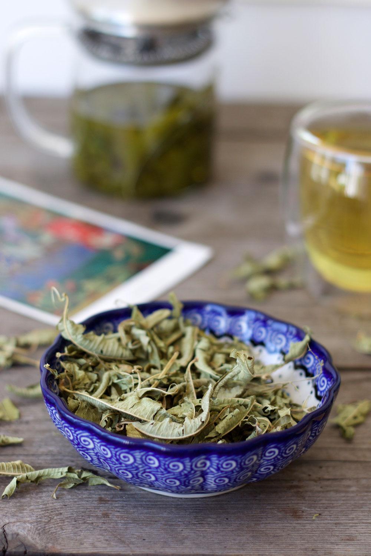 Lemon Verbena leaf tea