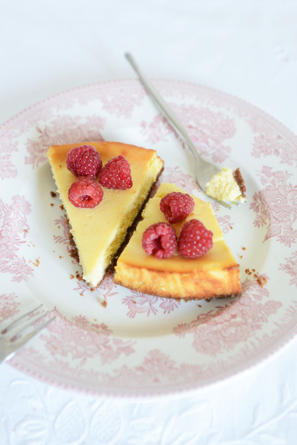 Ginger Cheesecake From Yvestown in the Kitchen, by Yvonne Eijkenduijn