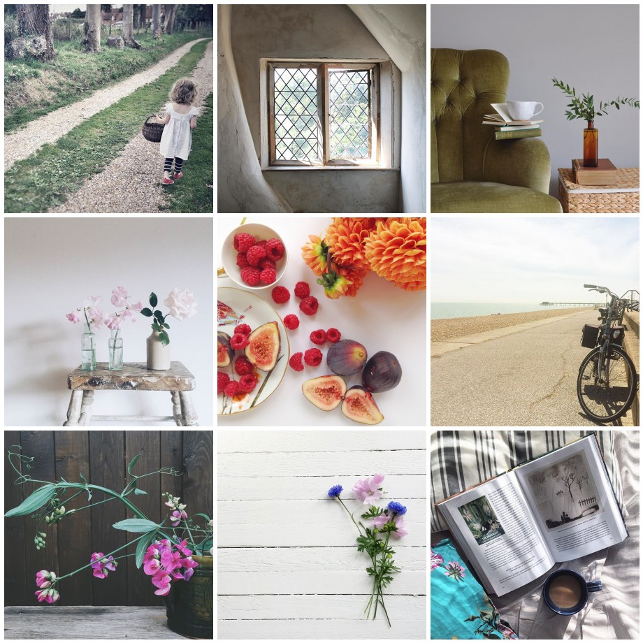 instagram hashtag project August