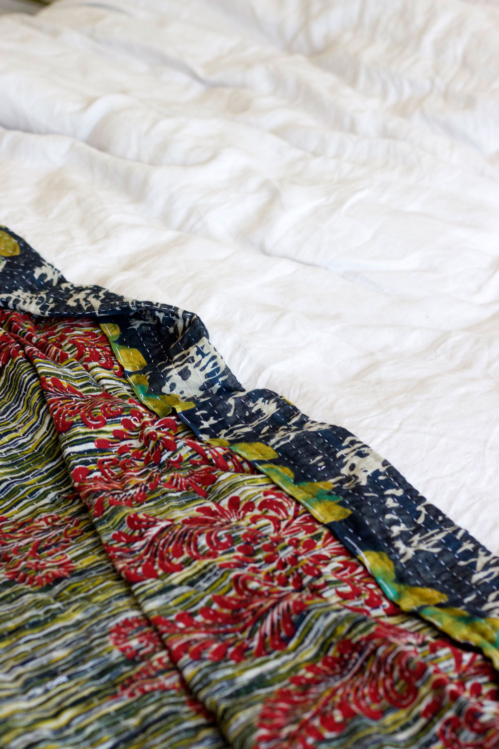 Ethnic throw