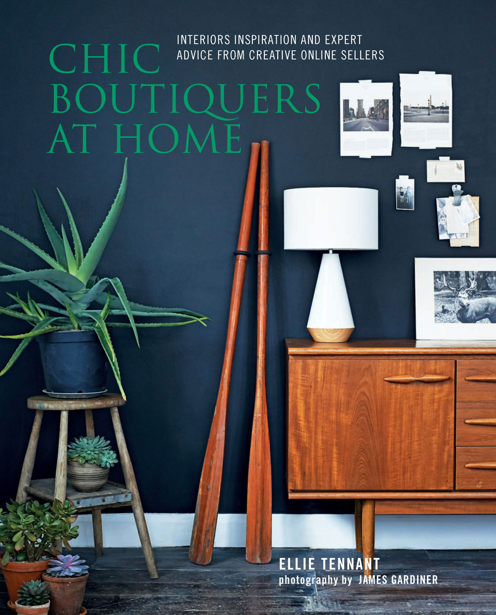 Chic Boutiquers At Home by Ellie Tennant