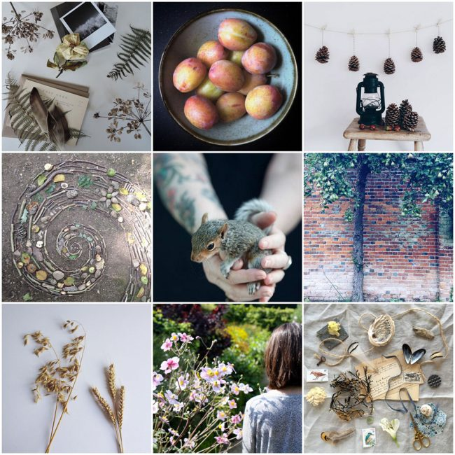 a year of moments september grid