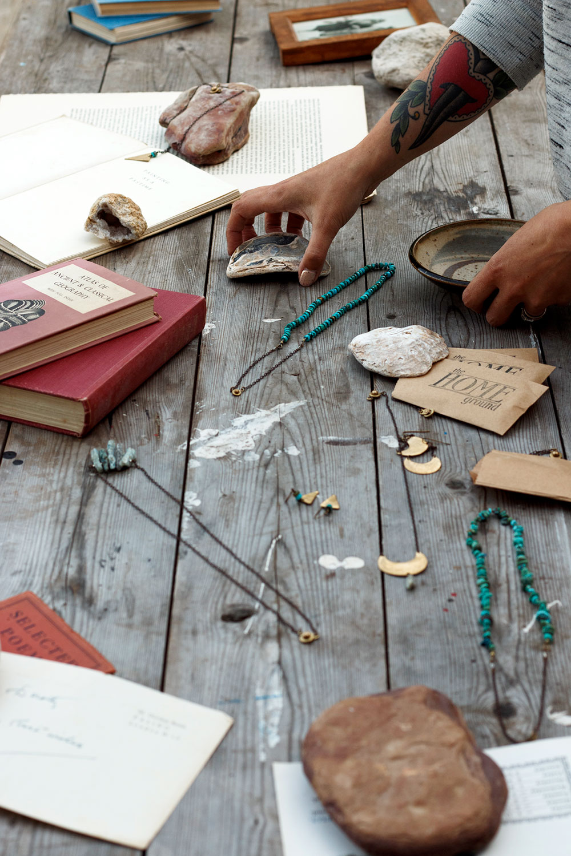 the homeground jewellery