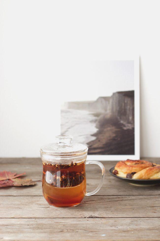 Chai tea by jing