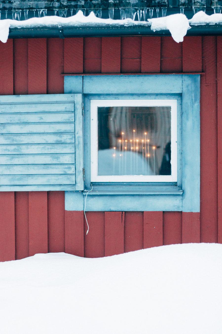 Eva Gunnare Swedish Lapland food creator