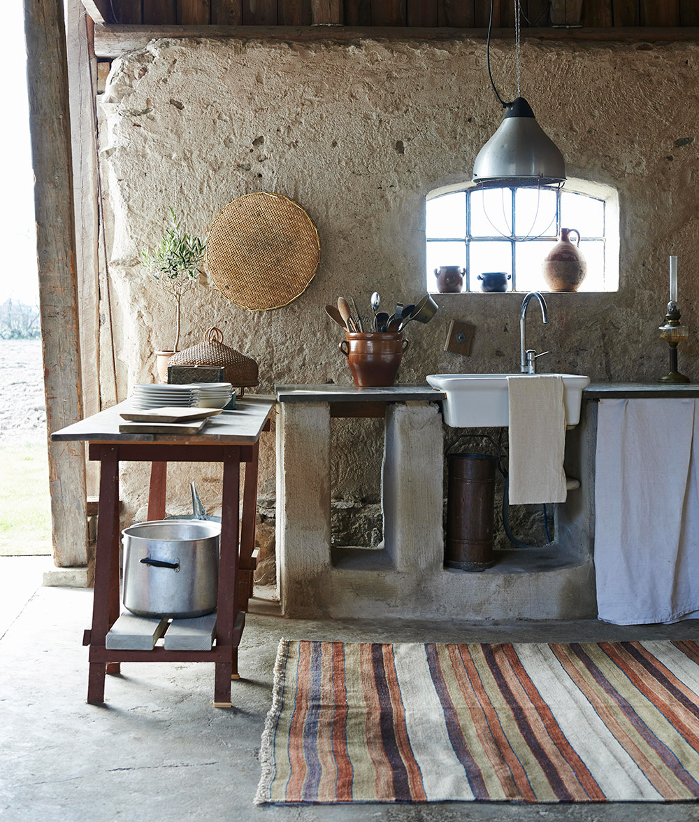 Modern Pastoral Skane Farmhouse