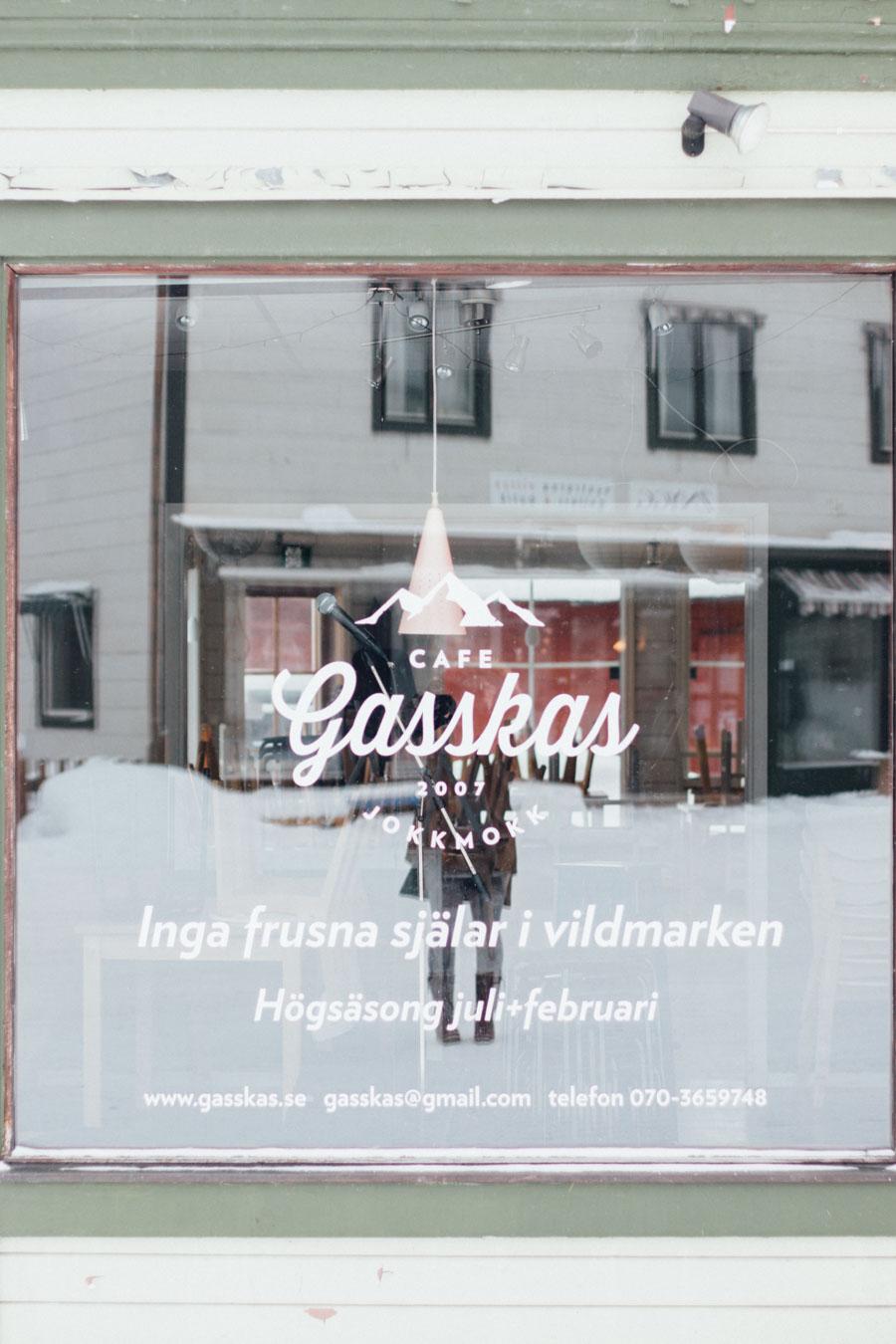 Swedish Lapland Jokkmokk