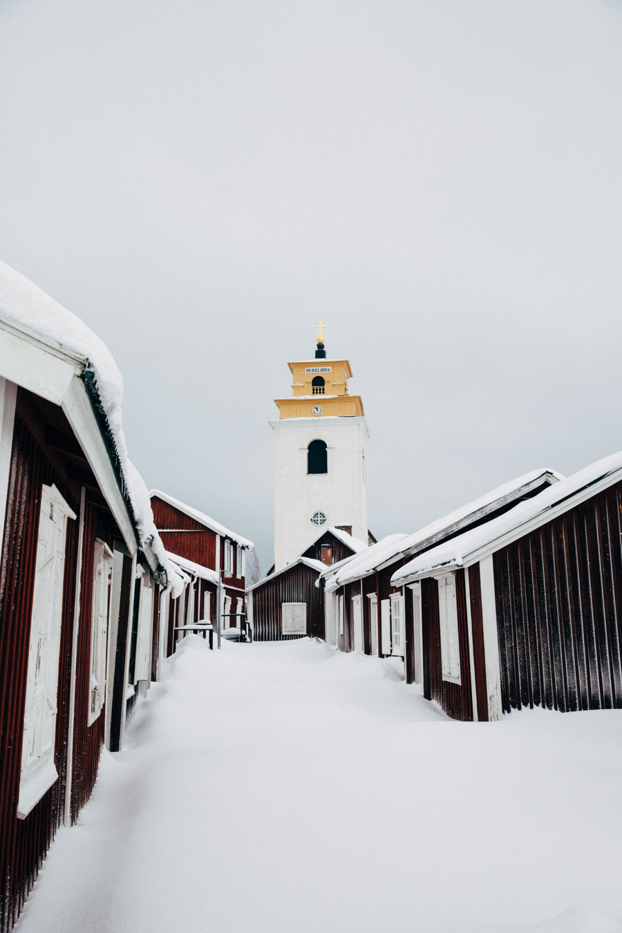 Gammelstad Old Church Town