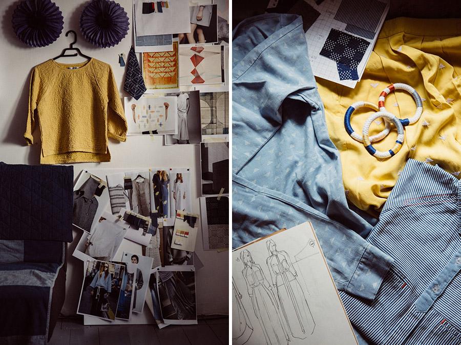 Sideline clothing SS 16