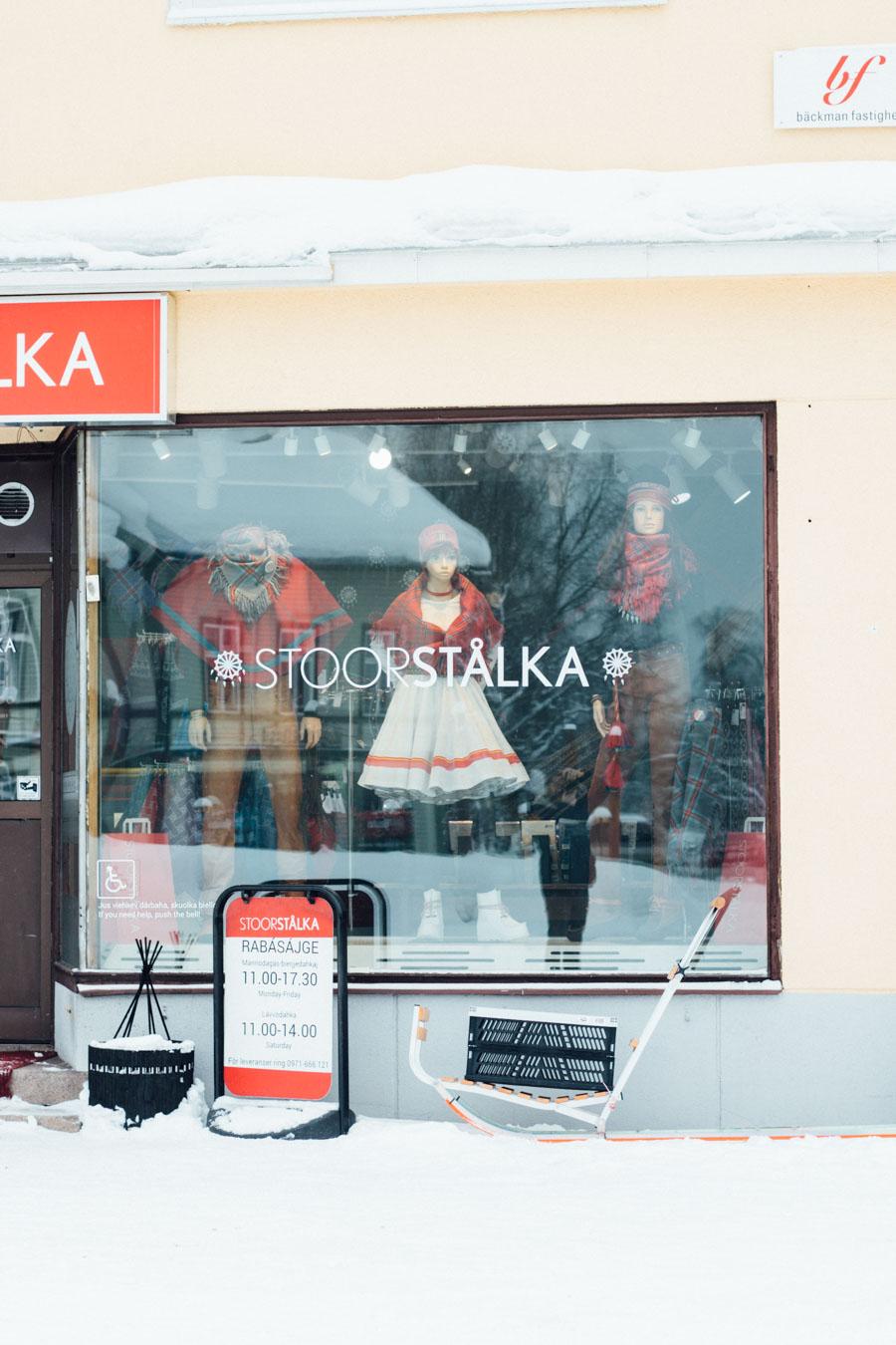 Stoor Stalka Jokkmokk