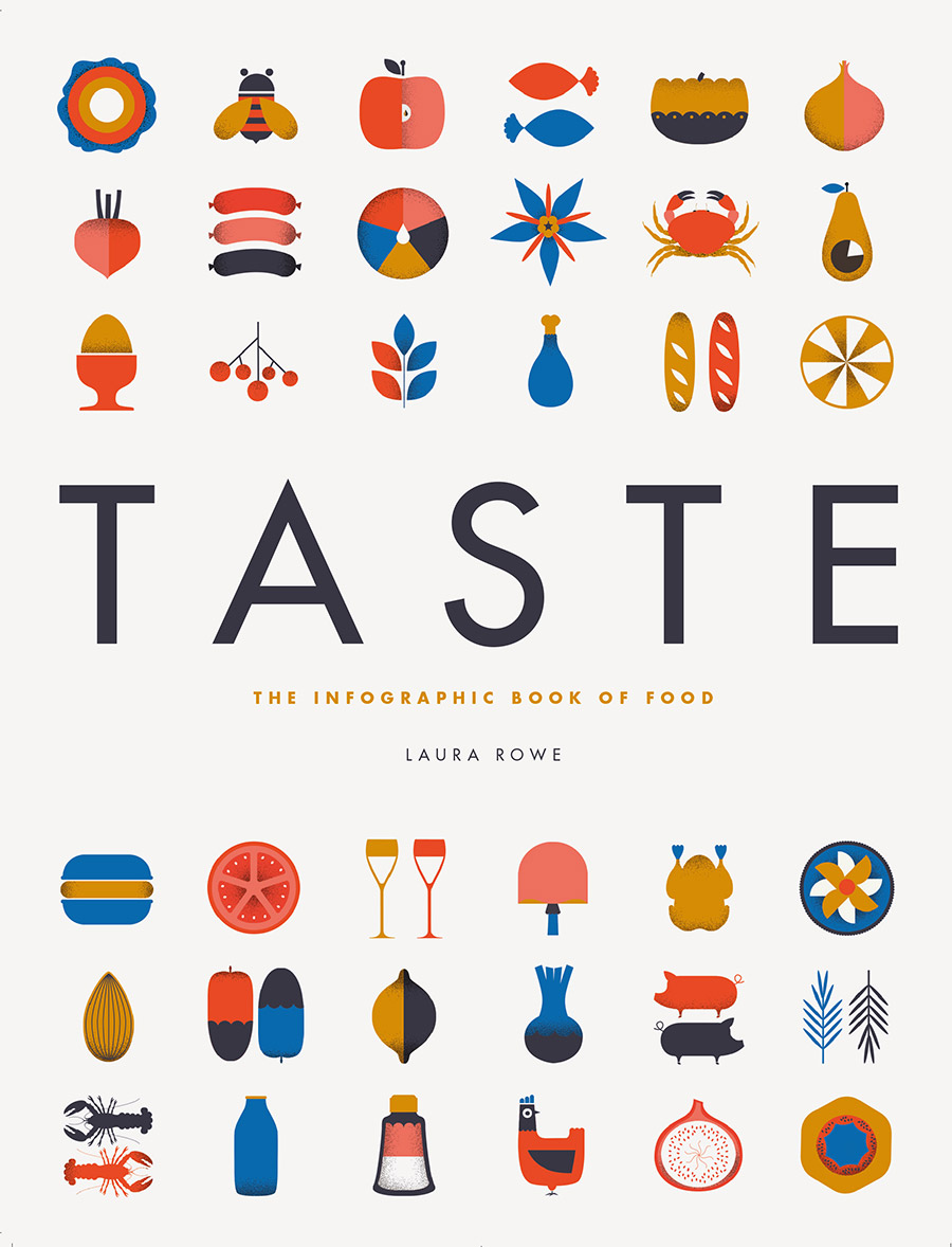 Taste book cover