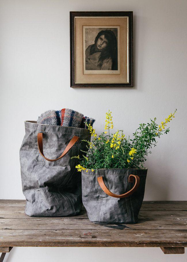 Sturdy Paper storage bags