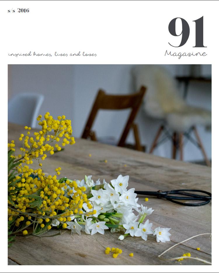 91 magazine cover ss16