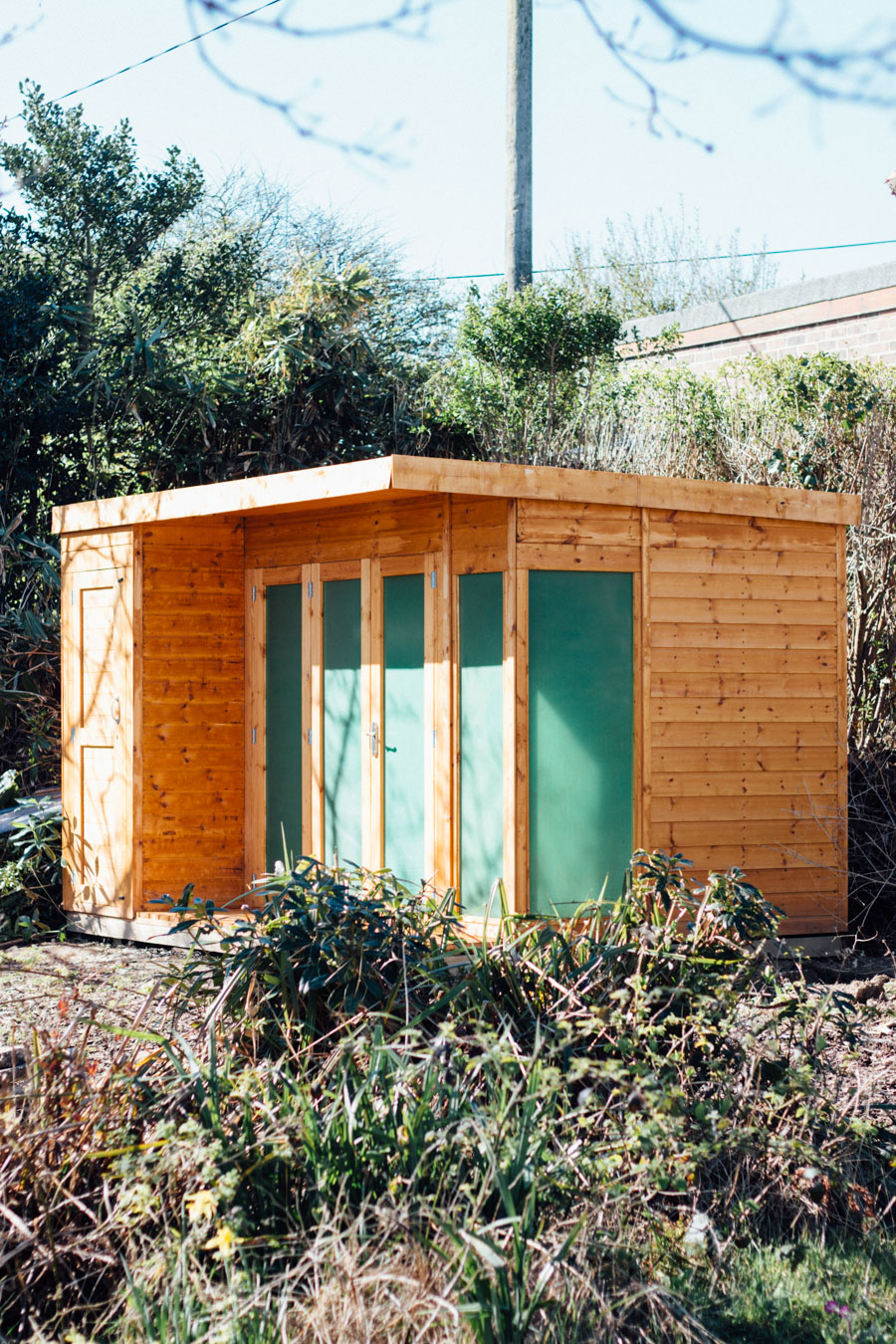 Building a Waltons Summerhouse