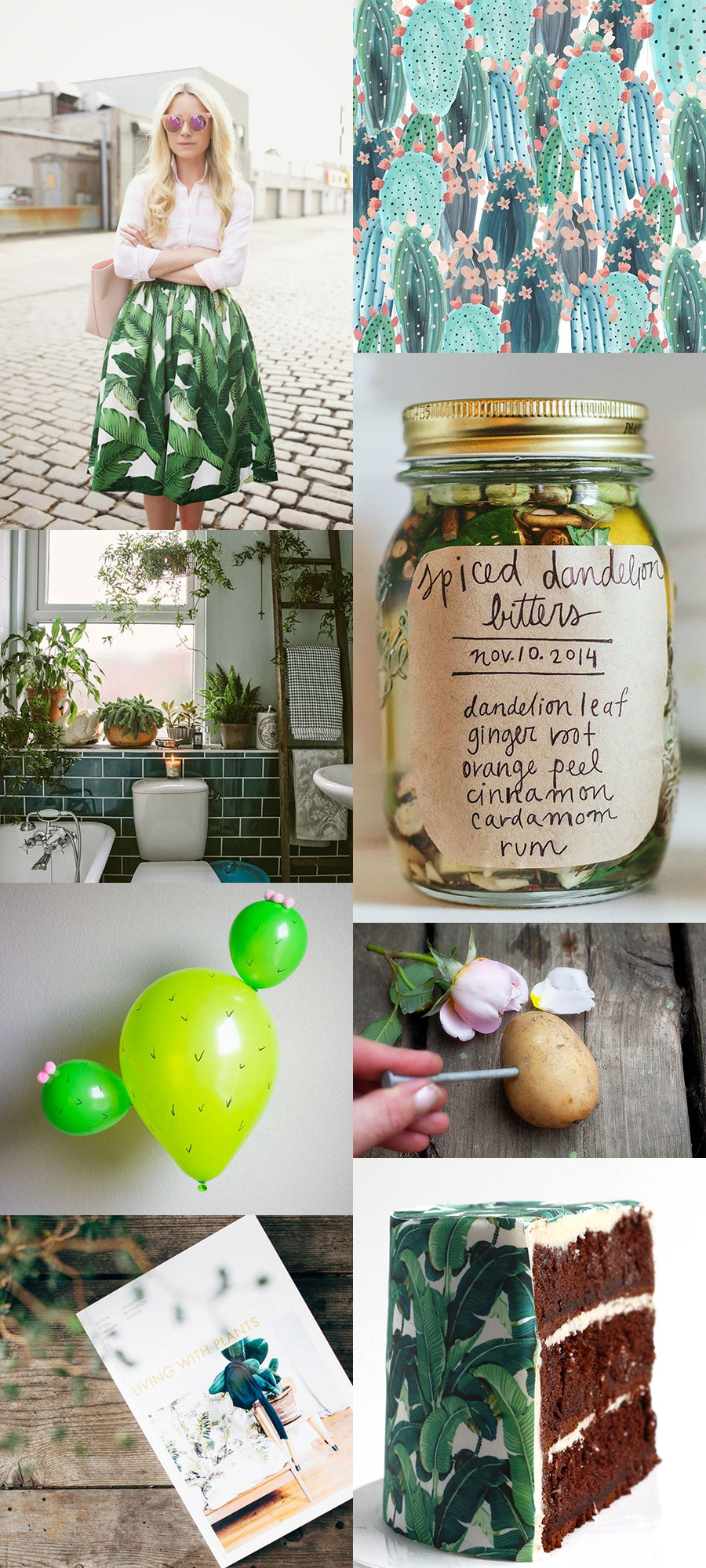 Botanical crafts to try