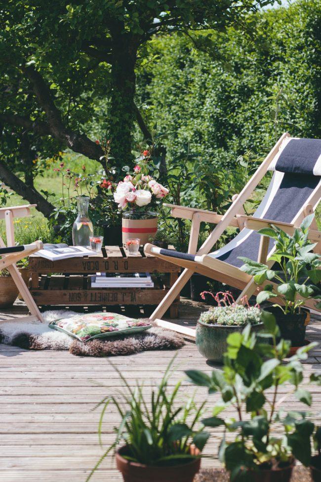 Summer garden update