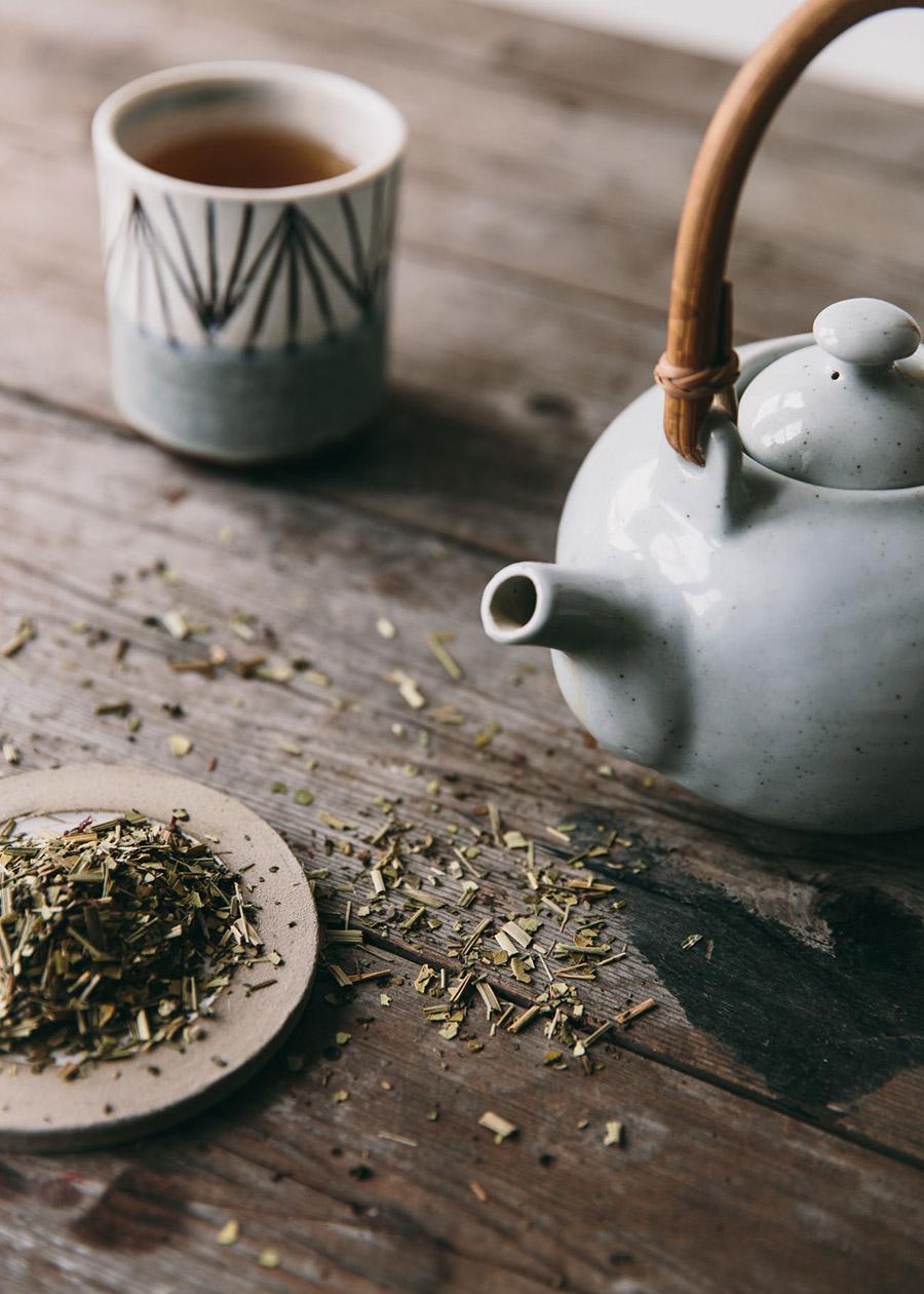 Detox tea blend