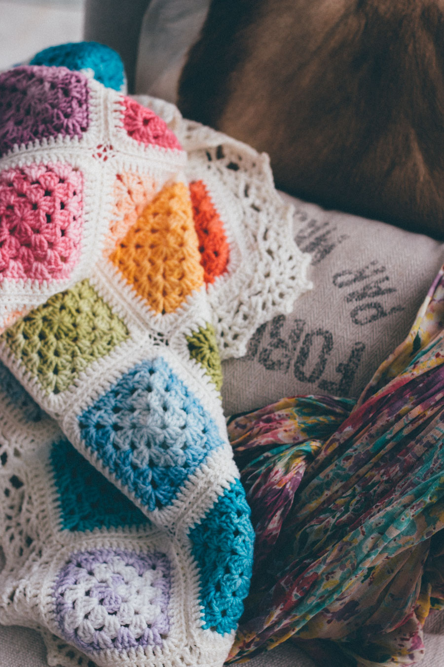 Knitting and crochet retreat