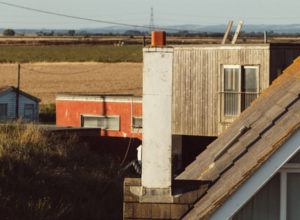 Camber sands cabin
