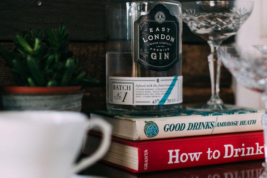 Gin shed