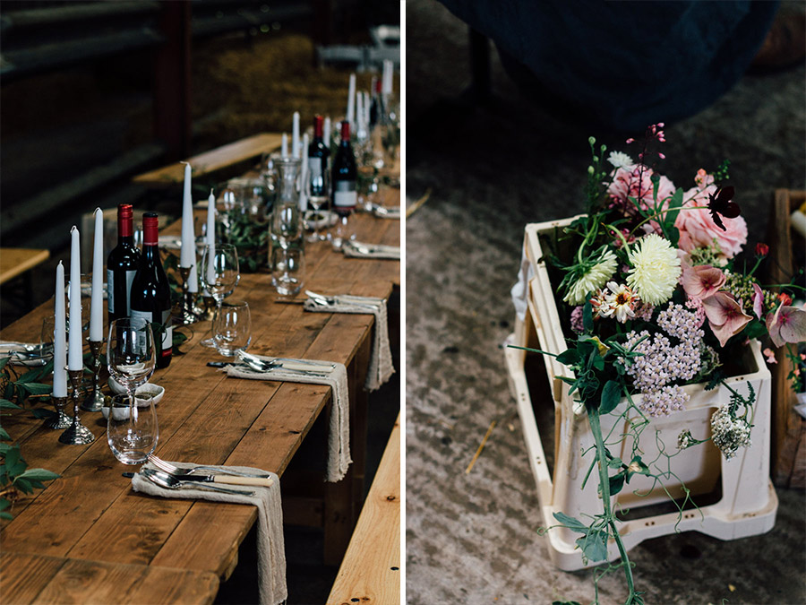 Handmade wedding style - Me and Orla