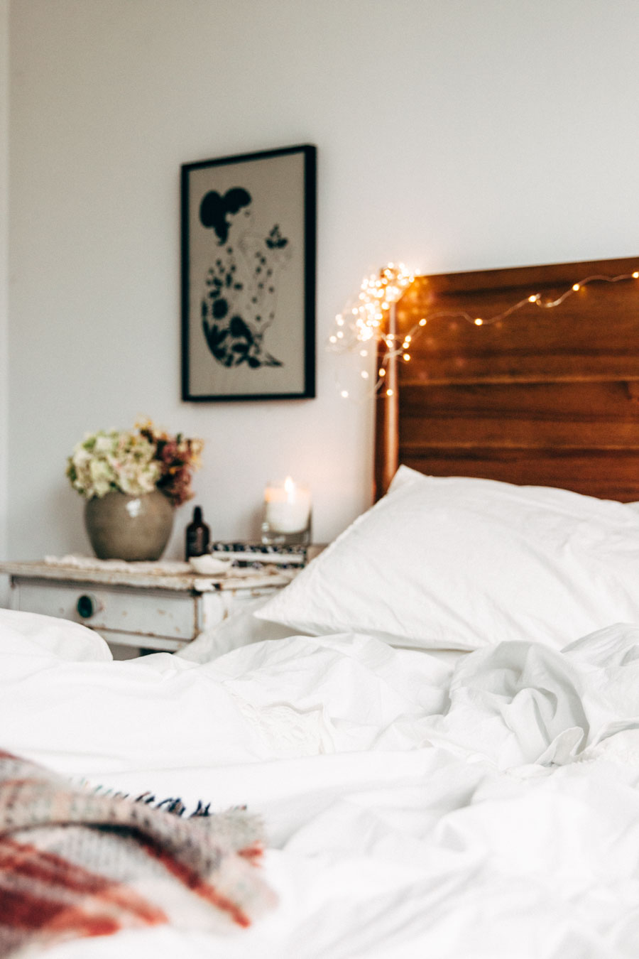 Ethical Autumn bedroom update