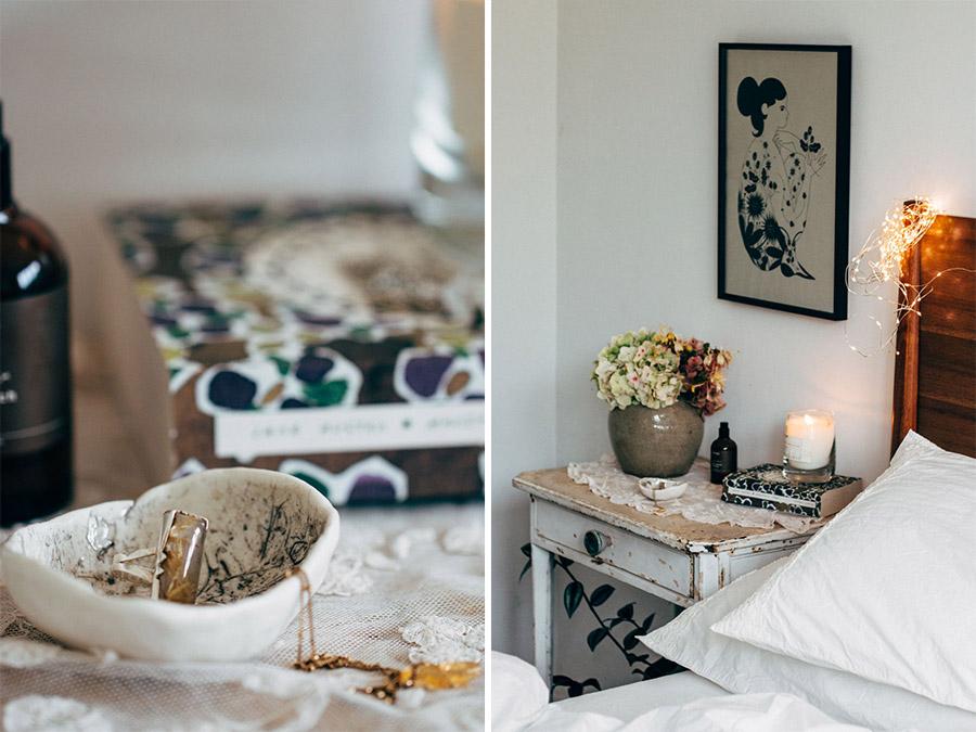 beautiful organic cotton bed linen