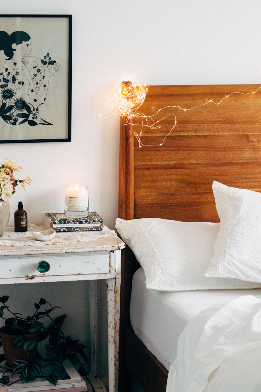 organic cotton bed linen
